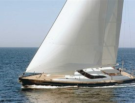 S/Y DRUMBEG Has Charter Availability in Greece This September
