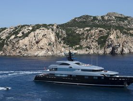 Superyacht SLIPSTREAM Acquires New Slide and Inflatables for 2016