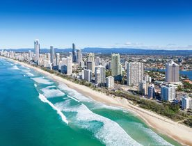 Superyachts to Flock to Gold Coast for 2018 Commonwealth Games