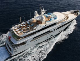 Motor Yacht HANA Offers 20% Discount on Mediterranean Charters