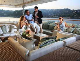Charter CRN Superyacht HANA for Less This June