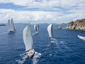 Charter Yachts Attending 2015 Loro Piana Caribbean Superyacht Regatta