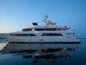 Superyacht EMOTION Undergoing Major Refit Ahead Of Summer Charter Season
