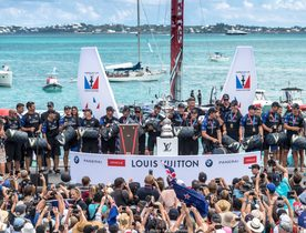 New Zealand Confirm Protocol for 36th America's Cup
