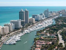 5 Charter Yachts to Look Out for at the 2015 Miami Yacht & Brokerage Show