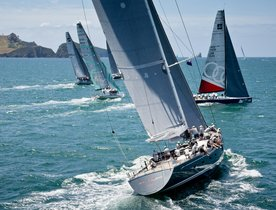 Sailing Yachts Confirmed for the New Zealand Millennium Cup