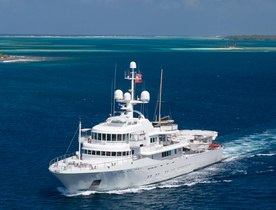Superyacht SENSES Looking for New Zealand Charters over Winter Season