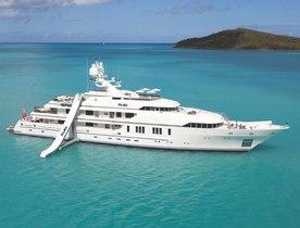 Motor Yacht RoMa Western Med Charter Offer