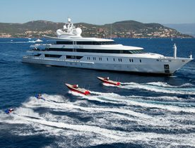 Charter Yacht 'Indian Empress' Shortlisted For Refit Prize