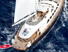 Sailing Yacht ELLEN Reduces Rate on Caribbean Charters