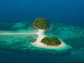 Thailand yacht charters available with sailing yacht TWIZZLE this November