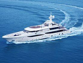 Superyacht ELIXIR Joins the Mediterranean Charter Fleet