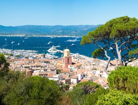 Luxury Yacht PERPETUAL Confirms Berth in St Tropez
