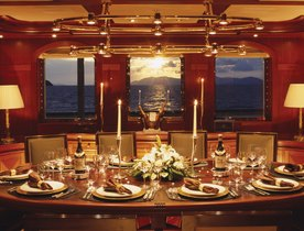 Superyacht ATHENA Available in the Mediterranean