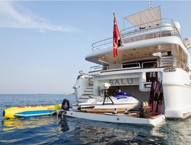 Charter Yacht SALU Available With No Delivery Fees