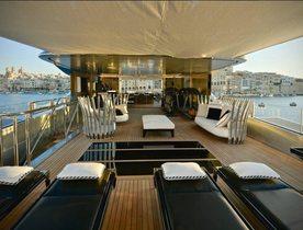 Superyacht SARASTAR To Make Debut At The Monaco Yacht Show 2017