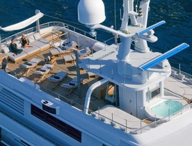 Charter Yacht MARIU Available in Greece and Turkey with No Delivery Fees