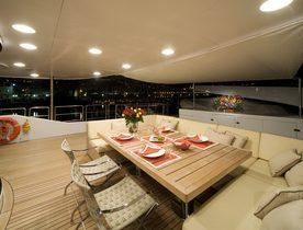 Superyacht SENSEI Special Offer
