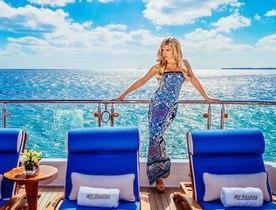 Superyacht 'My Seanna' offers last-minute Mediterranean charter deal