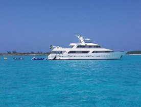 Charter Yacht BRIO Offers A Free Day In The Bahamas
