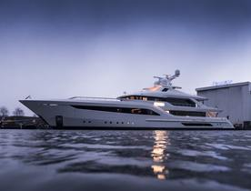 Feadship launches 55m motor yacht SOMNIUM