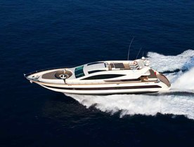 Motor Yacht Toby For Charter This Summer