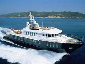 Superyacht CAPRICORN Offering East Mediterranean Charters this Summer