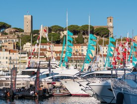 VIDEO: Day 2 at the Cannes Yachting Festival 2017