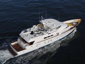 Superyacht 'Ocean Pearl' Joins Fleet