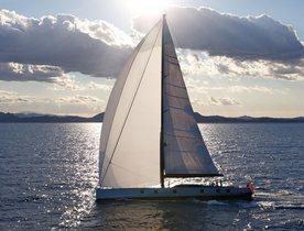 Sailing Yacht SARISSA Cruises in Tahiti