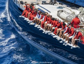 Video: Highlights of Loro Piana Superyacht Regatta 2018 in Porto Cervo