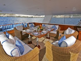 February Charter Availability on BLUE ATTRACTION