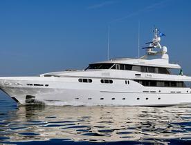 Global Charter Fleet Welcomes Luxury Yacht FERDY