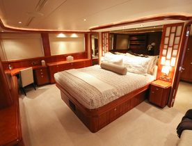Superyacht ARIOSO Available for 4th July Charter