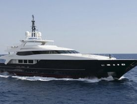53m Motor Yacht Blue Scorpion For Charter