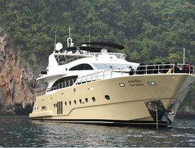 Charter Yacht MAKARENA Refitted And Renamed 'Mia Kai'