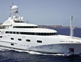 Pegasus V Available For Charter in the Mediterranean