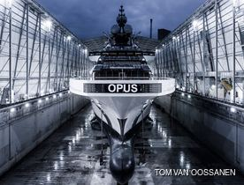 Lürssen's 142m superyacht 'Project Opus' revealed
