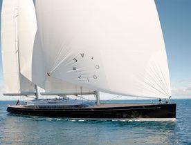 Sailing Yacht VERTIGO Offering Luxury Charters in the Caribbean