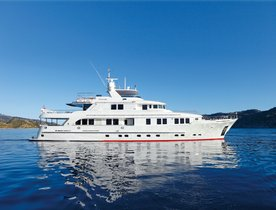 Early Bird Charter Rates on METSUYAN IV for 2014