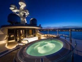 Superyacht RoMEA Opens for Caribbean Charters for the Very First Time