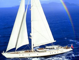 Charter Yacht HYPERION Available in the Caribbean