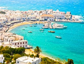 Why You Have To Charter A Superyacht In Mykonos