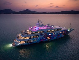 Superyacht SALUZI reduces rate for West Mediterranean yacht charters