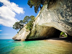 6 places to visit while cruising New Zealand's North Island by superyacht