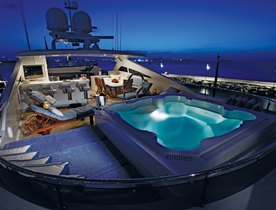 Superyacht 'Zoom Zoom Zoom' Available For Charter In New England