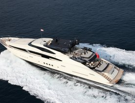 Superyacht VANTAGE now chartering the Bahamas