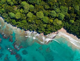 5 places to visit on a Costa Rica yacht charter