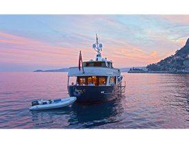 'HERA C' Charter Yacht in the Mediterranean