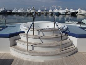 Palmer Johnson Superyacht 'I Sea' Opens for Mediterranean Charters